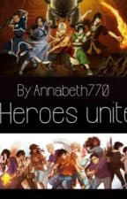 Heroes unite ( pjo and atla crossover ) by annabeth770