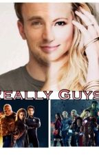 Really Guys {Fantastic 4/Avengers Fanfic} by bailey4845