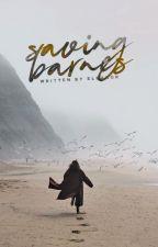 SAVING BARNES ▷ THE WINTER SOLDIER [1] by jasperhaIe