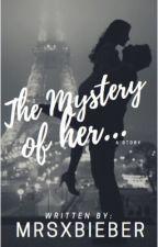 The mystery of her.....✖️ by mackenzie-bieber