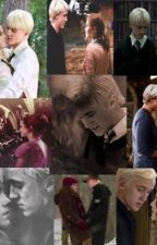 Kissing A Malfoy(Dramione) by TessaMorgenstern