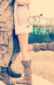 Army heart by Penguinlover17