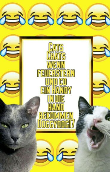 Cats Chats - Wenn Feuerstern & Co. ein Handy in die Hand bekommen...
