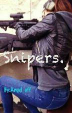 Снайперы/Snipers. by Angel_off