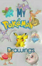 Pokémon Drawings by Yukigakure