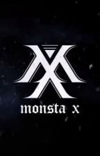 Monsta X Imagines by forerainer