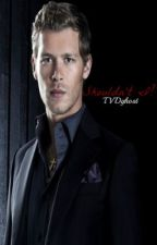 Shouldnt I? (klaus love story) by TVDghost