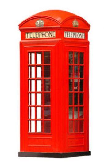 la cabina telefonica - maria adelaide carnazza - wattpad - Cabina Telefonica