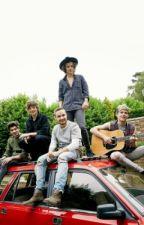 Удочеренная One Direction. by AnnaGellert