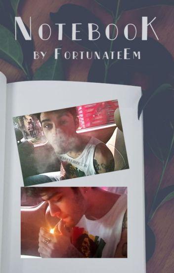 Notebook → Zayn Malik (First Book) ✓