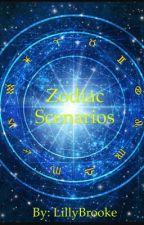 Zodiac Scenarios by LillyBrooke