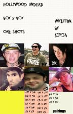 Hollywood Undead One shots by AiriaMurillo