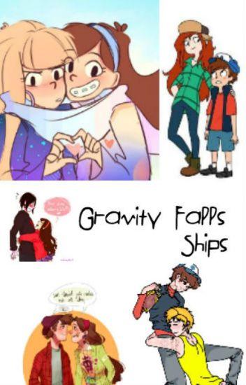 Gravity Falls Ships