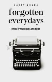 Forgotten Everydays by imaeonian