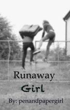 Runaway girl. by penandpapergirl