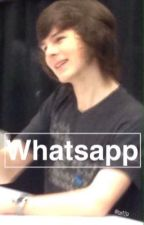WhatsApp |Chandler Riggs| by itzel1334