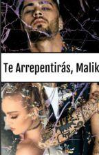 Te Arrepentirás, Malik by Selicienta