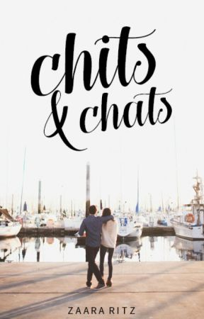 Chits and Chats [ #2] by circularities