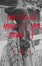 Non Posso Non Amarti    Jamie Dornan    by Damie_98
