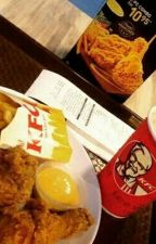 KFC BOOK by CachesLoxx