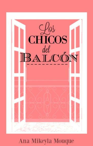 Los chicos del balcón | Bryan Mouque → EDITANDO.