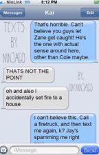 Texts By Ninjago by idkninjago