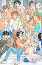 Percabeth One-Shots by exploring_words
