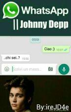 Whatsapp || Johnny Depp by ireJD4e