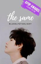 The same → KyuHyun by BlueElfStarlight