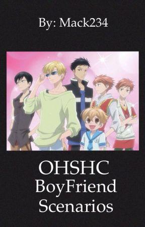 OHSHC BoyFriend Scenarios - Scenario 8- He cheats    You break up