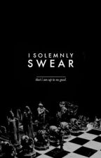 I Solemnly Swear That I Am Up To No Good  by linkinfloyd