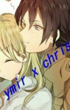 ymir x christa by ketzu_mikoto