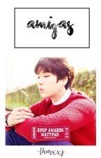 ¿A m i g a s? || Kyuhyun || ✍ by -lhmxxj