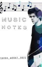 Music Notes {Harry AU} by sarah_woodz_9013