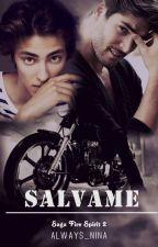 Salvame |Kuri/Saled| Adf#2 by Always_Nina