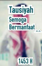 Kumpulan Tausiyah ^^ by anggunlestarikr