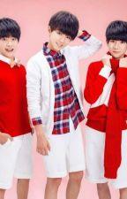 (Tạm Drop) [kaiyuan][xihong]tình yêu của các thiếu gia by BaoBinh_Mi