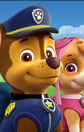PAW Patrol: Chase and Skye, the sequel - Chapter 18: Mission