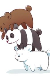 Ask Grizzly  Panda  or Ice Bear by QueenQupidShipper