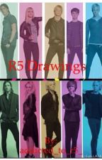 R5 Drawings!! by addicted_to_r5_