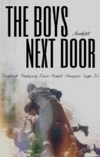 The Boys Next Door || BTS //discontinued// by divinepjm