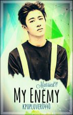 My Enemy - Ikon Hanbin by Kpoplover0440