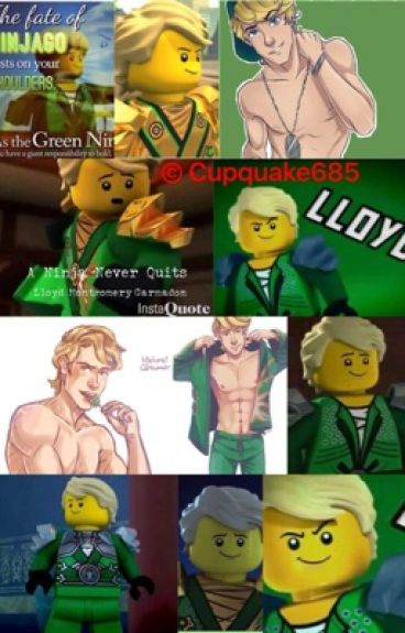 Lloyd x Reader Boyfriend Scenarios