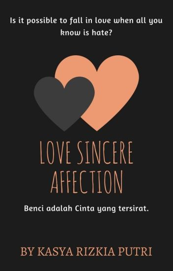 Love Sincere Affection