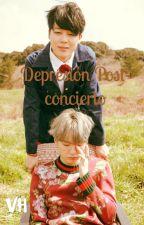 Depresión post-concierto (YoonMin) by VaHoVH