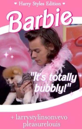 barbie [larry stylinson] ✔️