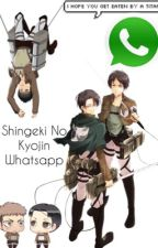 Shingeki No Kyojin WhatsApp by aily1011