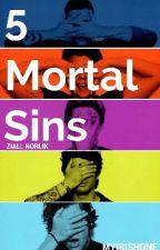 5 Mortal Sins (Ziall Horlik) by MyIrishOne