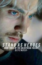 Stand As Heroes » avengers / quicksilver by defender-
