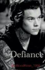 Defiance | H.S AU by Blood_Rose_90s